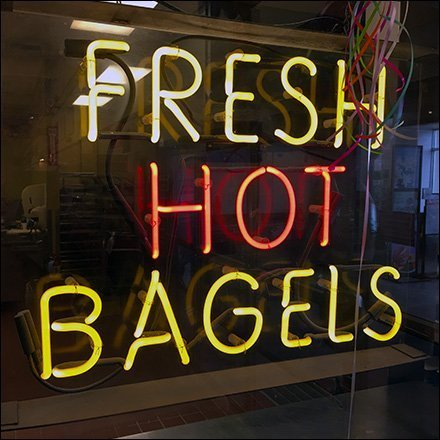 Hot Fresh Bagels Price Chopper Retail Fixtures