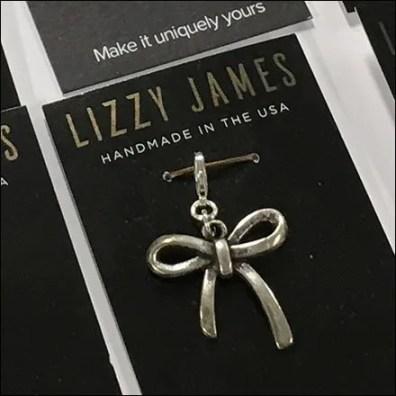 Lizzy James Handmade Charm Tray Display