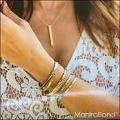 MantraBand Photographic Jewelry Display