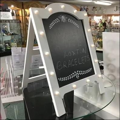 New Katie Loxton Bracelets Chalkboard Marquee