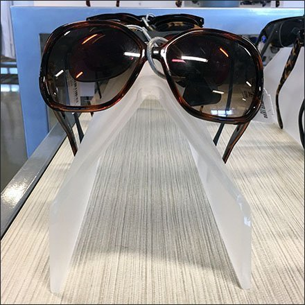Nordstrom Sunglass Nose Bridge Table-Top Stand