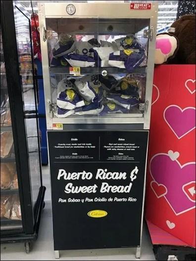 Puerto Rican Bread Cabinet