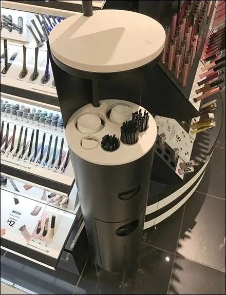 Best In-Store Cosmetics Amenities at Sephora