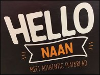 Naan Flatbread Anatomy Display Discourse