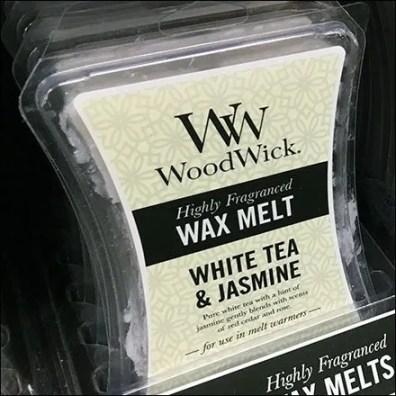 WoodWick Large Wax Melt Merchandising