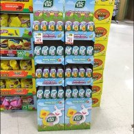 Bunny Blast Spring Flavor Tic Tac Display