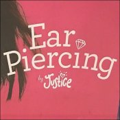 New Look Ear Piercing Gift Cards Acrylic Sign