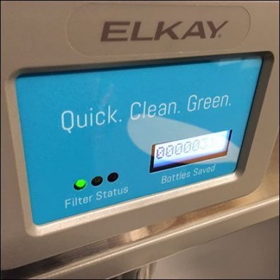 Elkay EZH2O Drinking Fountain Electronic Controls