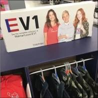 Ev1 Pallet Hangrail Apparel Presentation Feature