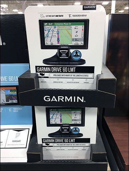 Garmin Pick Cards Complete Path-To-Purchase