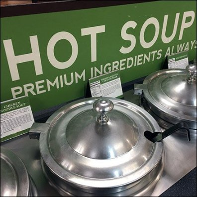 Soup To Go Merchandising