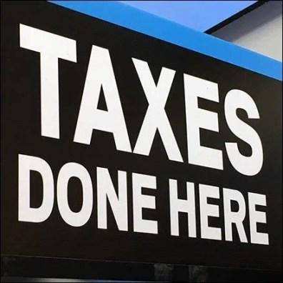 Jackson Hewitt Tax Service In-Store Kiosk