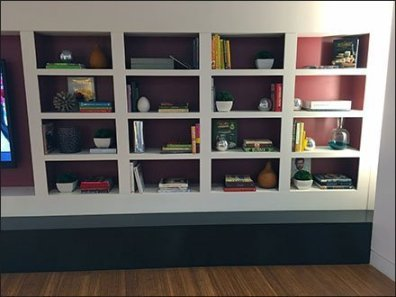 Sub-Zero Showroom Cuisine Library Props