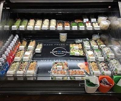 Sushi Cooler Promotion