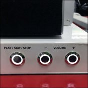 Vizio Speaker Bar Ganged Try-Me Buttons