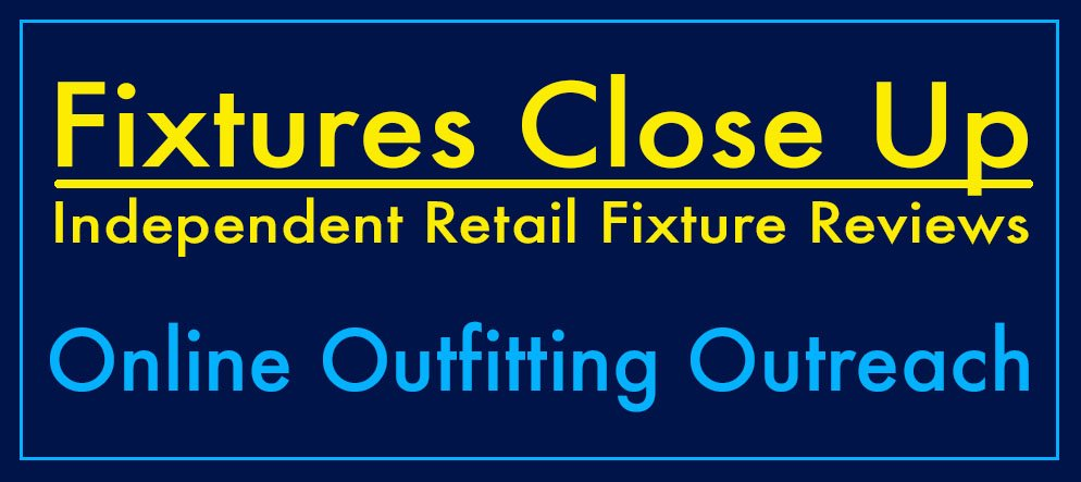 The Fixtures Close Up Website for Sale opportunity is due to owner retirement. - FCU Online Outfitting Outreach Ad