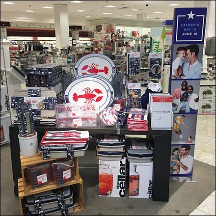 Father's Day Cookout Support Merchandising