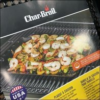 Char-Broil Grill Topper Side Order Please