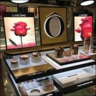 Lancome Skin Care Countertop Display