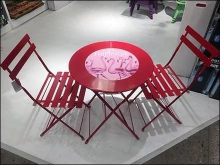 Let's Flamingle Invitation to Socialize