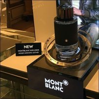 Mont Blanc New Woody Aromatic Leather Descriptor