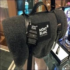 Montblanc Parfums Stadium Blanket Premium