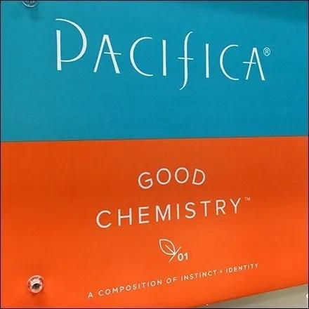 Pacifica Fragrances Inline Gondola Display