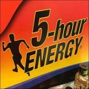 High-Power 5-Hour Energy Mobile Display