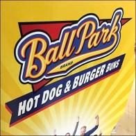 Ball Park Franks Hot-Dog-Buns Branded Display
