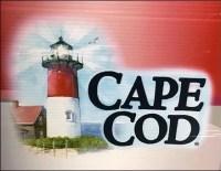 Cape Cod Lighthouse Potato Chip Display