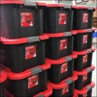 Craftsman Brand Storage Container Merchandising