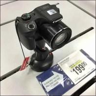 DSLR Camera Pick Card Pouch Merchandising