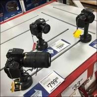 DSLR Camera Slot Mount for Pallet Rack
