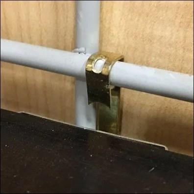 Decorator-Item Gridwall Picture Hook Shortcut