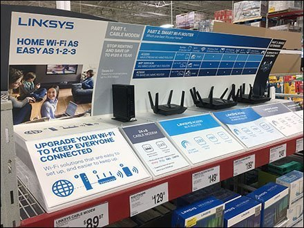 Do-It-Yourself Home WiFi Easy As 1-2-3 Promise