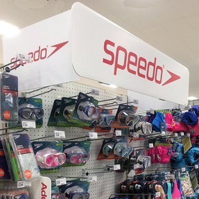 Speedo Branded Face Mask Inline Display