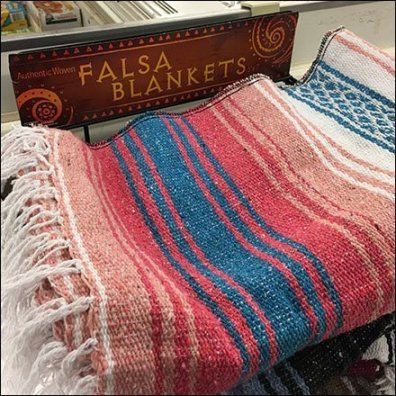Falsa Blanket Rack Coffin Case Cross-Sell