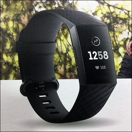 Fitbit Photographic Hero Display Strategy