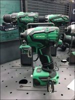 Hitachi Drill Power Tool Cradle Upright