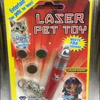 Shelf-Top Styrofoam Laser Merchandiser