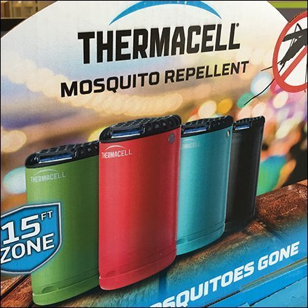 Thermacell Modern Mosquito Repellent Display