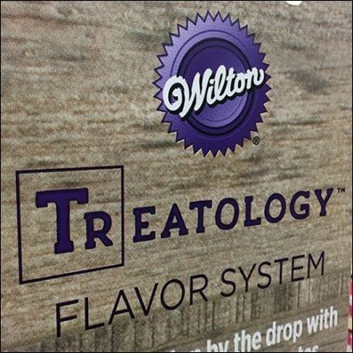 Wilton Treatology System Aisle Invader Sign