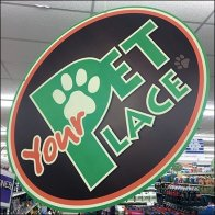 Your Pet Place Grocery Branding Feature