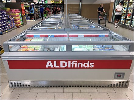 Aldi Massive Coffin Case Cooler Department