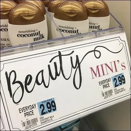 Beauty Mini's Travel-Size Cosmetics Acrylic Trays
