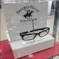 Polo-Club Eyewear Museum Case Propped