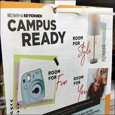 Back-To-School Campus-Ready Concierge Service