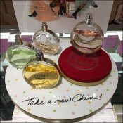 Chanel Take-A-Chance Counter-Top Display