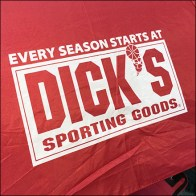 Dick's Branded Lawn Chair Sales Logo