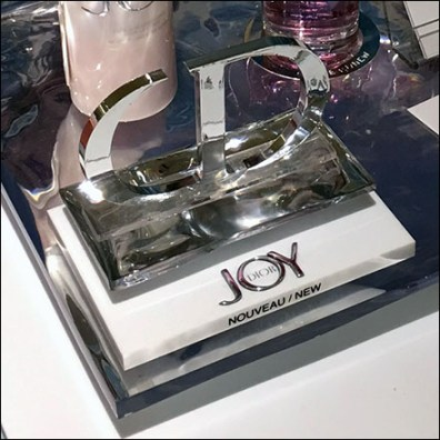 Dior Joy Nouveau Display Dimensional